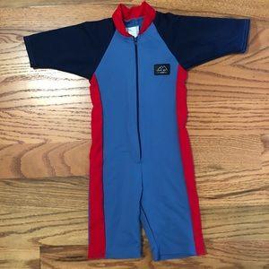 Bodysuit for toddler